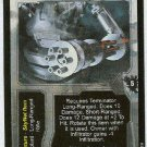 Terminator CCG Arm-Mounted Gatling Gun Rare Game Card