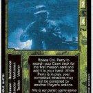 Terminator CCG Col. Perry Precedence Rare Game Card
