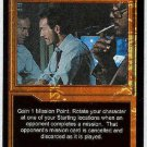 Terminator CCG Counterintelligence Rare Card Lance Henriksen
