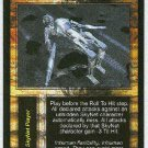 Terminator CCG Evasive Maneuvers Rare Game Card