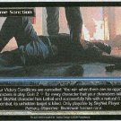 Terminator CCG Extreme Sanction Rare Game Card