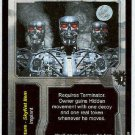 Terminator CCG Holographic Array Rare Game Card