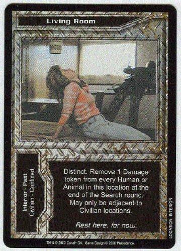 Terminator CCG Living Room Precedence Rare Game Card