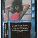 Terminator CCG Ginger Ventura Rare Game Card Bess Motta