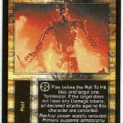 Terminator CCG Outclassed Precedence Rare Game Card