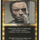 Terminator CCG Rubber Skin Precedence Rare Game Card
