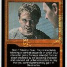 Terminator CCG Tactical Analysis Rare Game Card