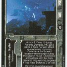Terminator CCG Urban Ground Assault Unit Rare Game Card