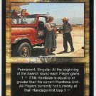 Terminator CCG There's A Storm Coming Rare Game Card