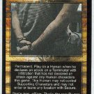 Terminator CCG Wanted Precedence Rare Game Card