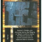 Terminator CCG Barred Door Precedence Game Card