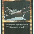 Terminator CCG Battlefield Repairs Precedence Game Card