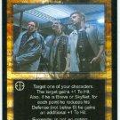 Terminator CCG Fearless Precedence Game Card