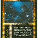 Terminator CCG Heroic Sacrifice Precedence Game Card