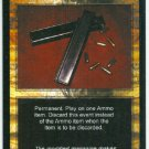 Terminator CCG Extended Magazine Precedence Game Card