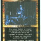 Terminator CCG Distractions Precedence Game Card