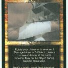 Terminator CCG Field Dressing Precedence Game Card