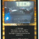 Terminator CCG Heated Fighting Precedence Game Card