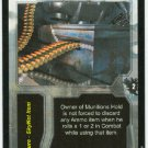 Terminator CCG Munitions Hold Precedence Game Card