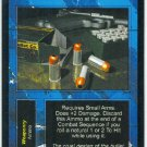 Terminator CCG Hollow-Point Rounds Precedence Game Card