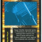 Terminator CCG Ineffective Weaponry Precedence Game Card