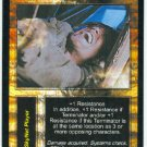 Terminator CCG Inhuman Resilience Precedence Game Card