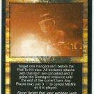 Terminator CCG Misfire Precedence Game Card