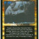 Terminator CCG Mistaken Identity Precedence Game Card