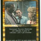 Terminator CCG Rational Explanation Precedence Game Card