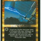 Terminator CCG Power Spike Precedence Game Card