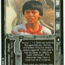 Terminator CCG Recon Infiltrator Precedence Game Card