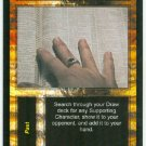 Terminator CCG Phone Book Precedence Game Card