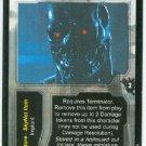 Terminator CCG Reconstructive Nanites Game Card