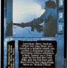 Terminator CCG S.W.A.T. Tactical Officer Rare Game Card