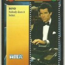 James Bond CCG The Man for the Job Game Card