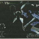 X-Files Season 3 #39 Parallel Card Silver Bar Xfiles