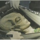 X-Files Season 3 #49 Parallel Card Silver Bar Xfiles