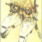 US Manga Promo Unnumbered Trading Card