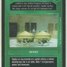 Star Wars CCG Fusion Generator Supply Tanks Premiere Limited Dark Side Card