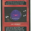 Star Wars CCG I Have You Now Premiere Limited Rare Game Card