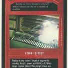 Star Wars CCG Lateral Damage Premiere Limited Rare Game Card