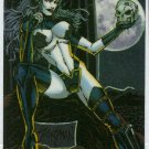 Avengelyne Glow In The Dark #G4 Chase Trading Card