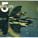 Babylon 5 Ultra 1995 Fleer #8 Hologram Card Transport