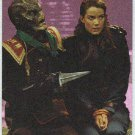 Babylon 5 Prismatic Foil #8 Chase Card Claudia Christian