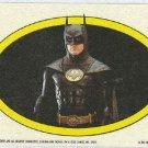 Batman 1989 Topps #35 Puzzle Sticker Trading Card