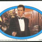Batman 1989 Topps #36 Puzzle Sticker Trading Card