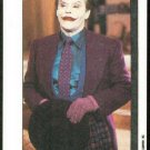 Batman 1989 Topps #37 Puzzle Sticker Trading Card