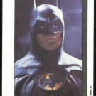 Batman 1989 Topps #39 Puzzle Sticker Trading Card