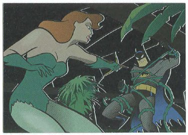Batman Robin Adventures #R9 RAS Foil Chase Card