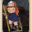Campbell's Souper #SC-4 Textured Foil Chase Card